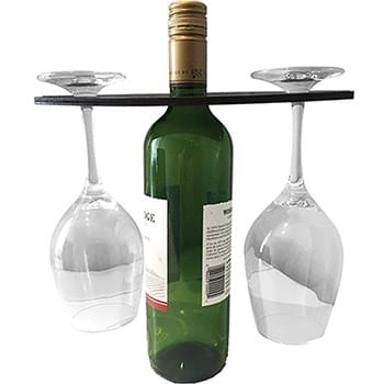 Wood Wine Caddy