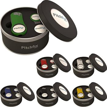 Pitchfix XL 3.0 Deluxe Set w/Hat Clip