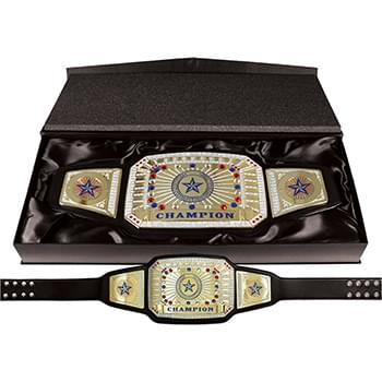 Champion Custom Championship Belts