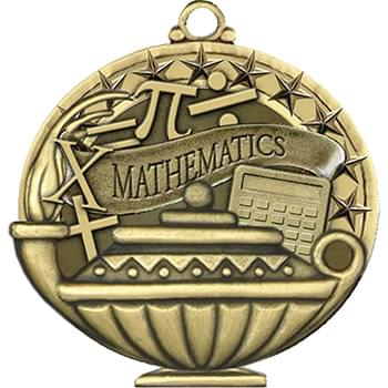 Stock Academic Medals